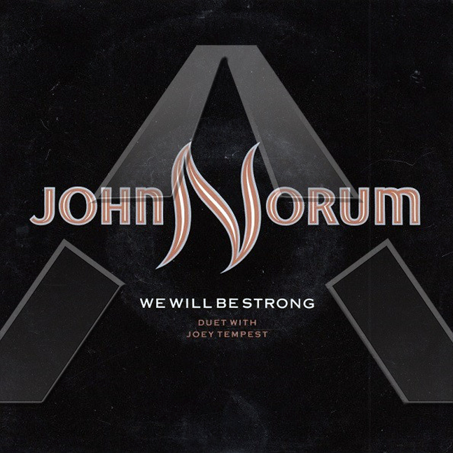 John Norum ★ We Will Be Strong ( vinyl single - SWE 6576707)