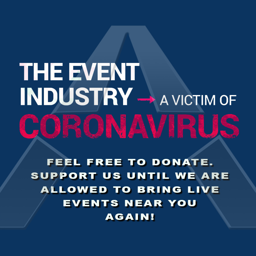 The Event Industry ★ A Victim of coronavirus