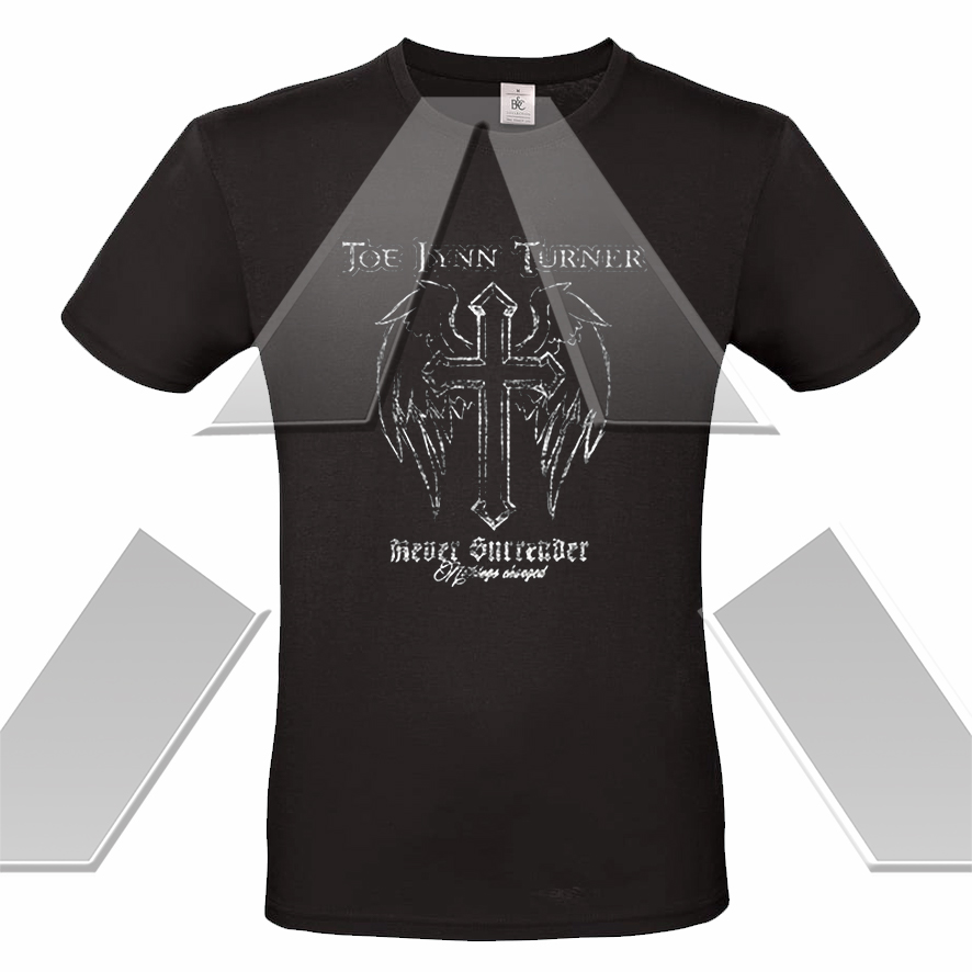 Joe Lynn Turner ★ Nothing Changed (t-shirt - 4 versions)