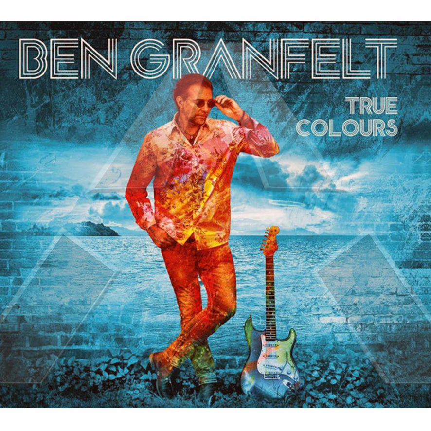 Ben Granfelt ★ True Colours (cd album EU)