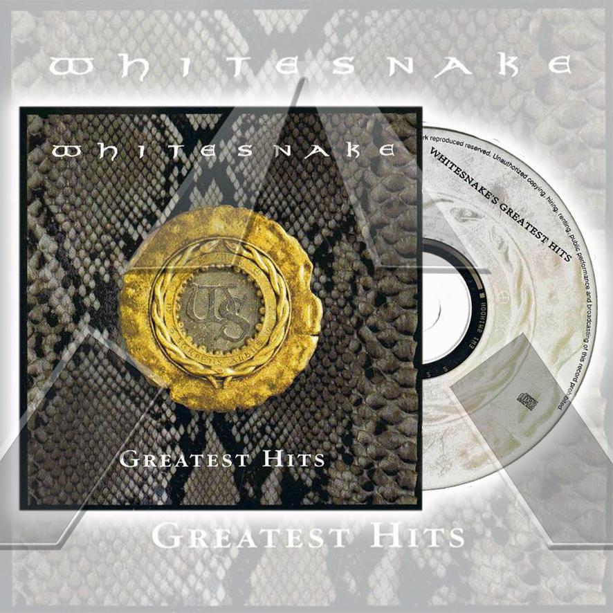 Whitesnake ★ Greatest Hits (cd album - EU 724383002924)