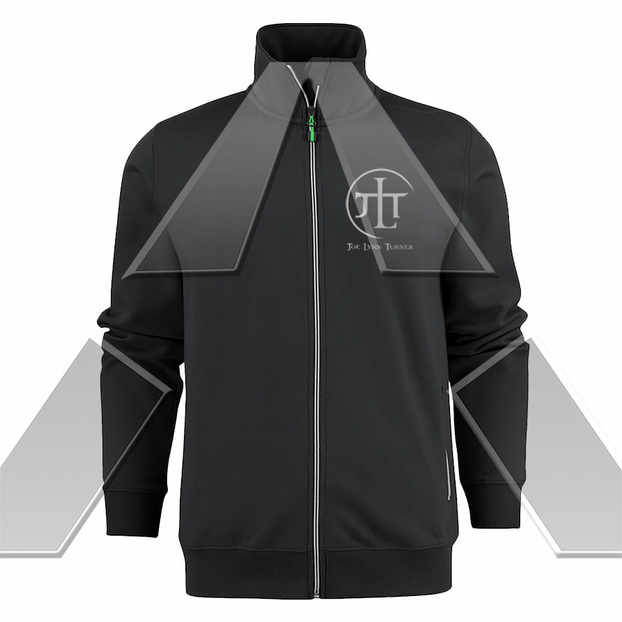 Joe Lynn Turner ★ Logo (sweat jacket - 12 versions)