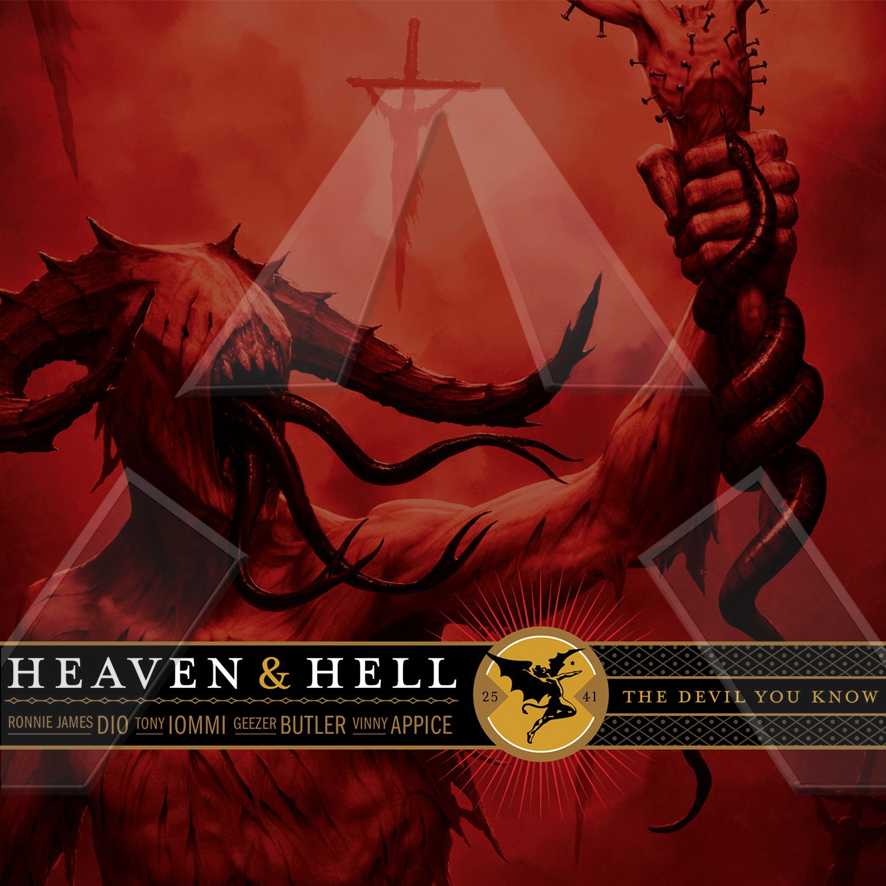 Heaven & Hell ★ The Devil You Know (cd album EU RR78532)