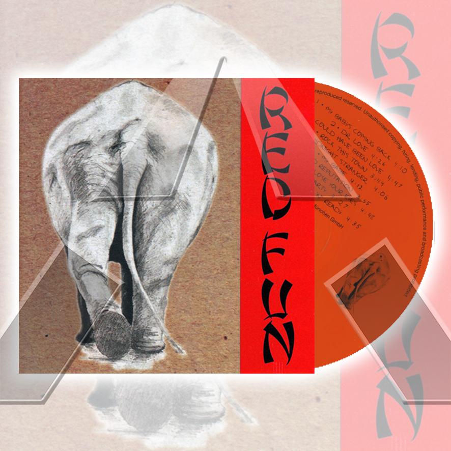 Red Fun ★ Red Fun (cd album - 2 versions)
