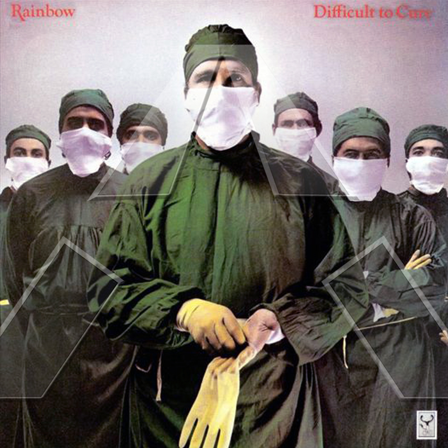 Rainbow ★ Difficult to Cure (vinyl album - GER 2391506)