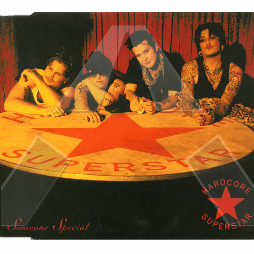 Hardcore Superstar ★ Someone Special (cd maxi single EU)