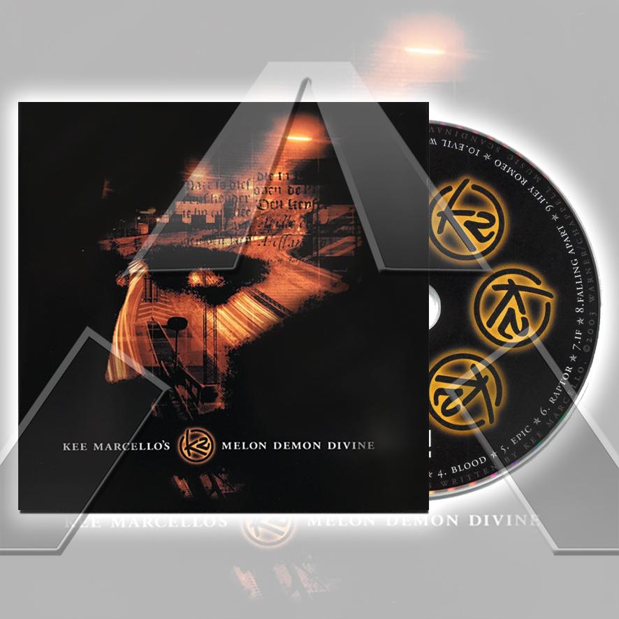 Kee Marcello ★ Melon Demon Divine (cd album - 2 versions)
