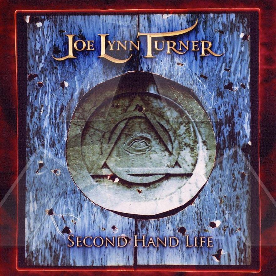 Joe Lynn Turner ★ Second Hand Life (cd album - EU FRCD332)