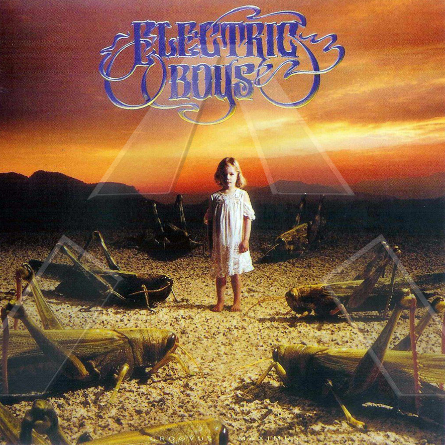 Electric Boys ★ Groovus Maximus (cd album US)