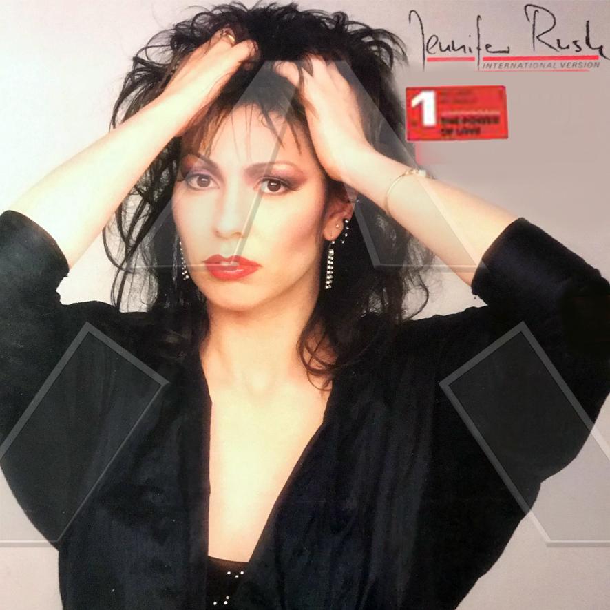 Jennifer Rush ★ International Version (album HOL 26488)