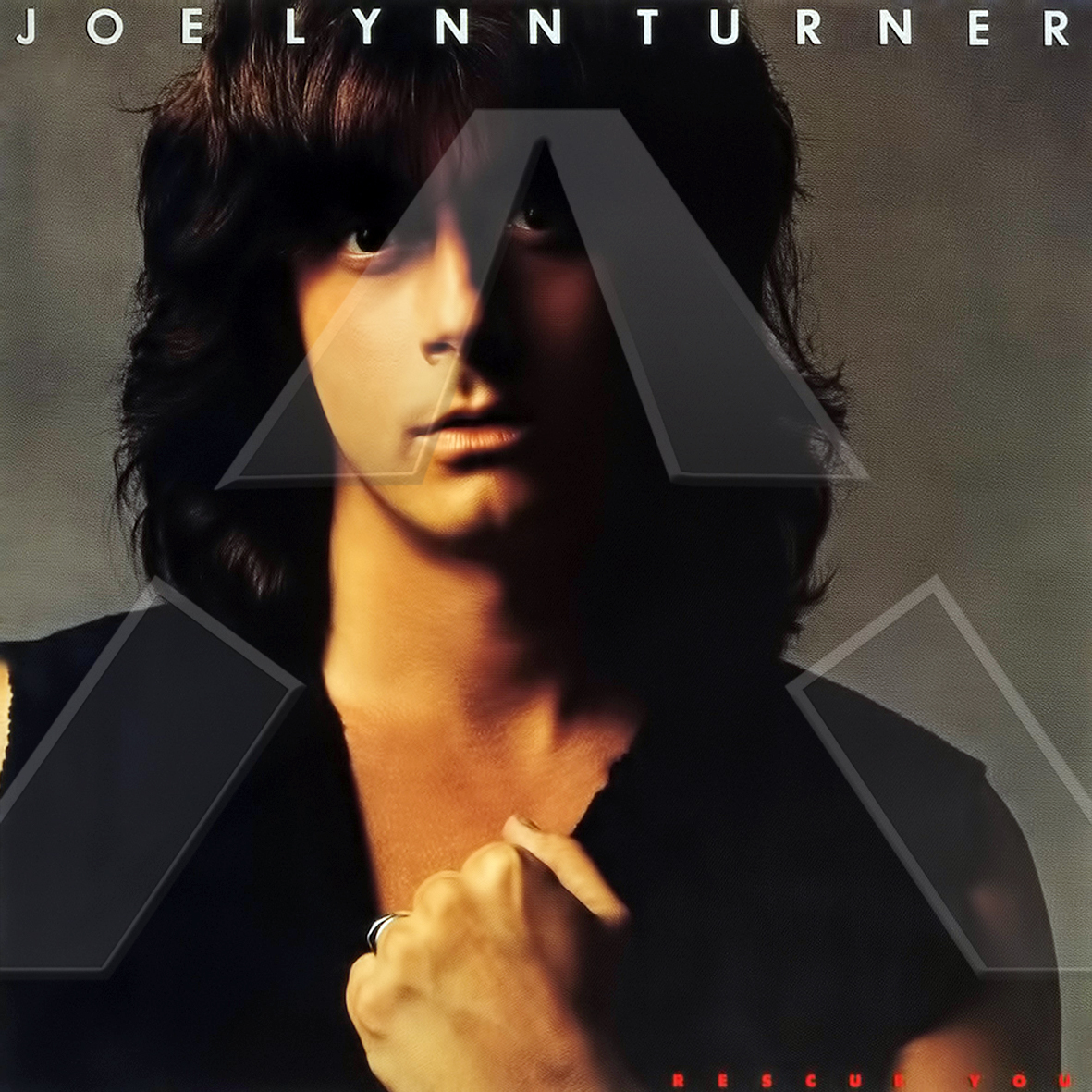 Joe Lynn Turner ★ Rescue You (vinyl album EU ST12521)