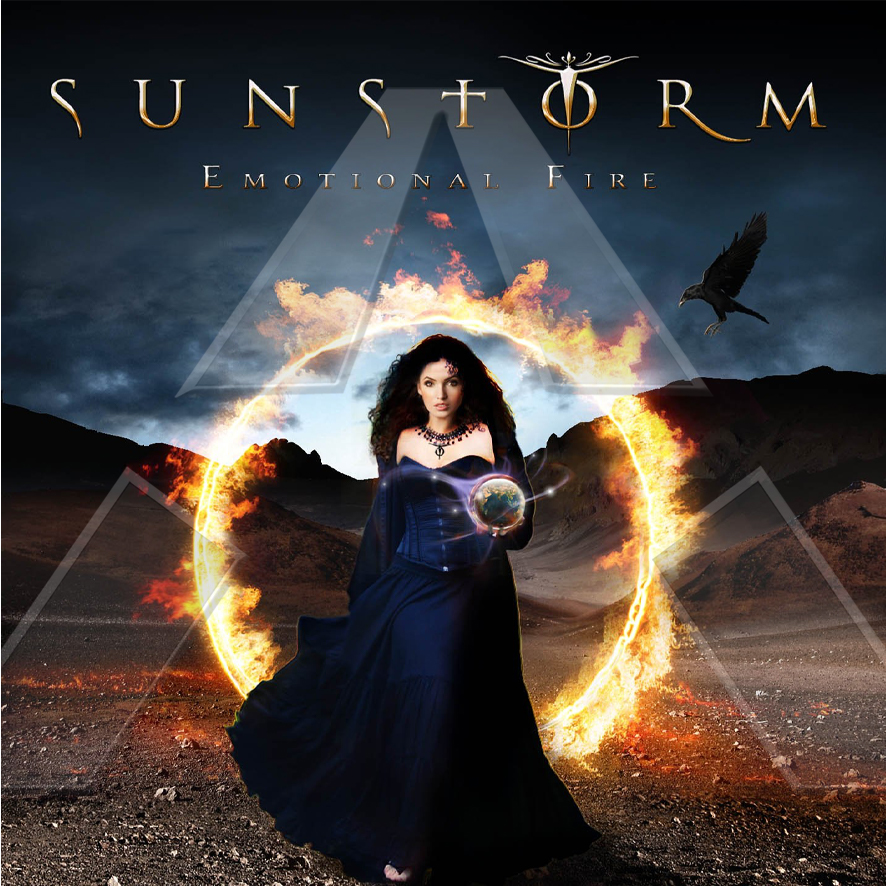 Sunstorm ★ Emotional Fire (cd album EU FRCD532)