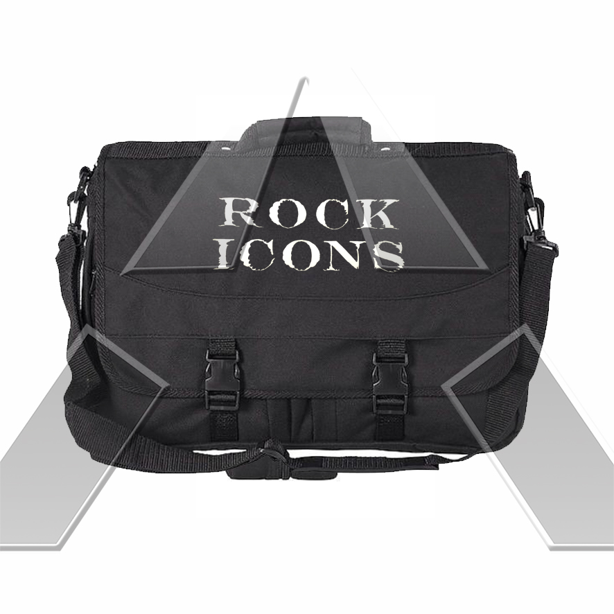 Rock Icons ★ Derby Black Line Easy Shoulderbag