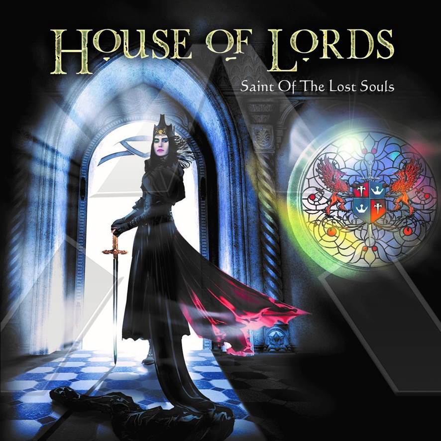 House of Lords ★ Saint of the Lost Souls (cd album EU FRCD780)