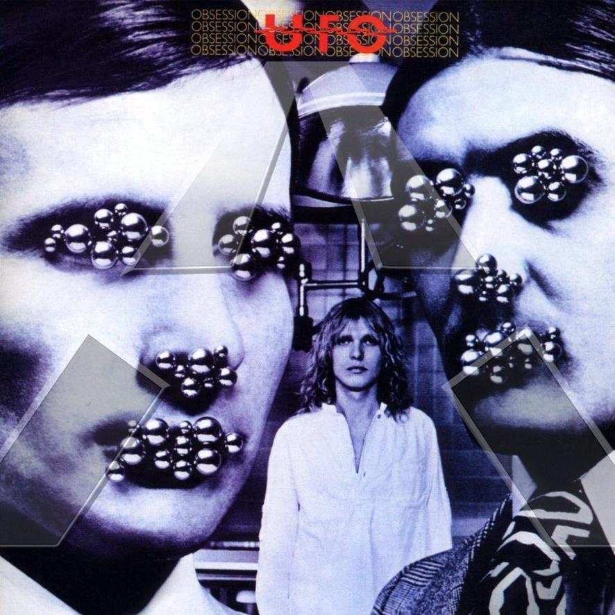 Ufo ★ Obsession (cd album - EU 5099921456121)