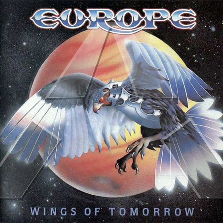 Europe ★ Wings of Tomorrow (vinyl album - EU EPC26384)