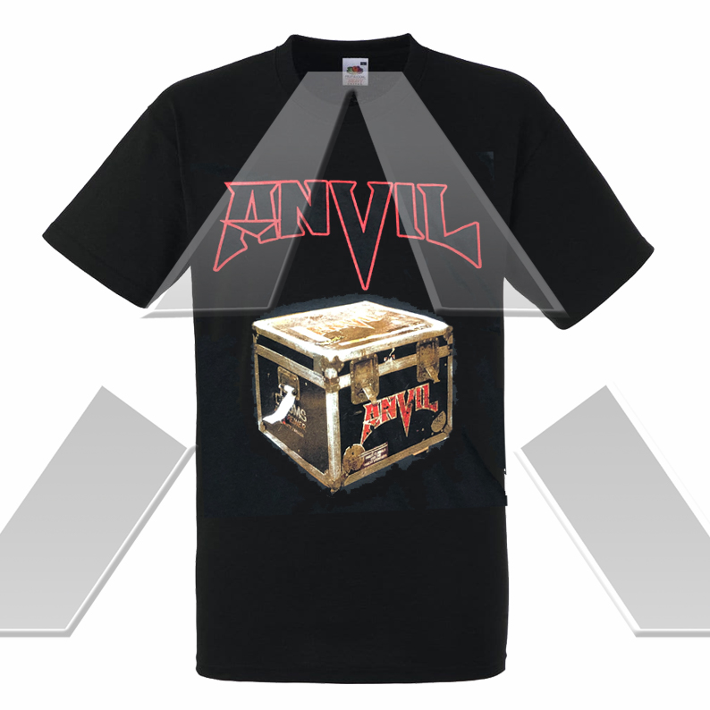 Anvil ★ Back to the Roots Tour 2016 (t-shirt)