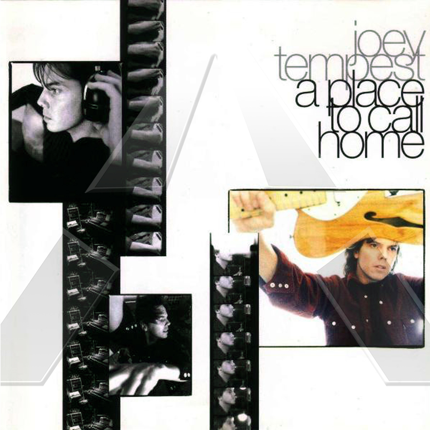 Joey Tempest ★ A Place to Call Home (cd album EU)