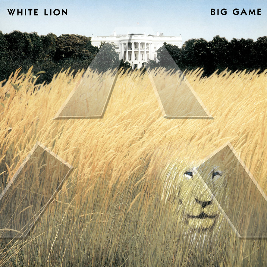 White Lion ★ Big Game (cd album - EU 7567819692)