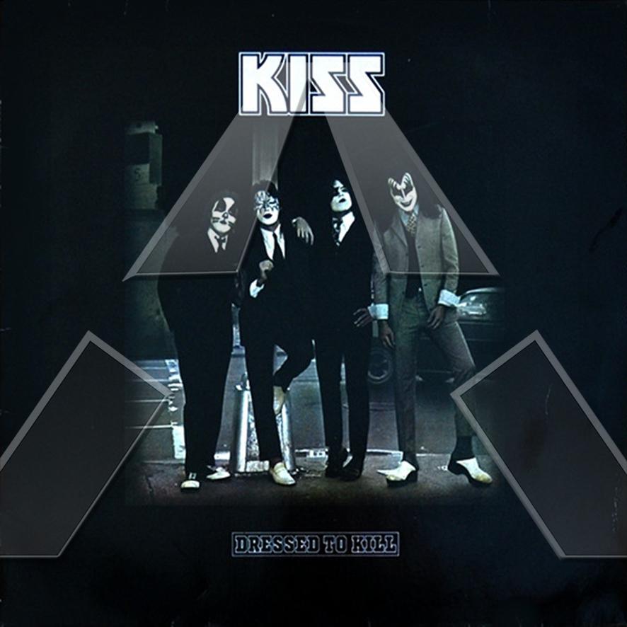 Kiss ★ Dressed to Kill (vinyl album - EU 6399059)