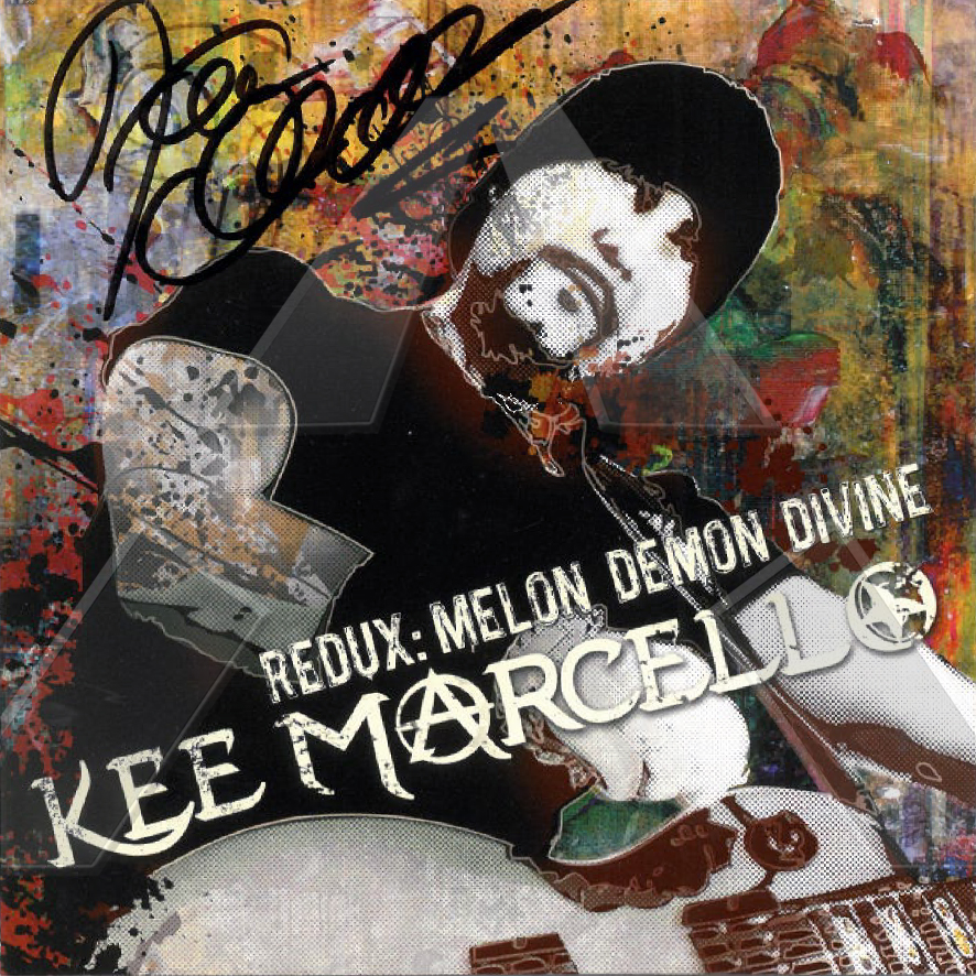Kee Marcello ★ Redux: Melon Demon Divine (album - 2 versions)