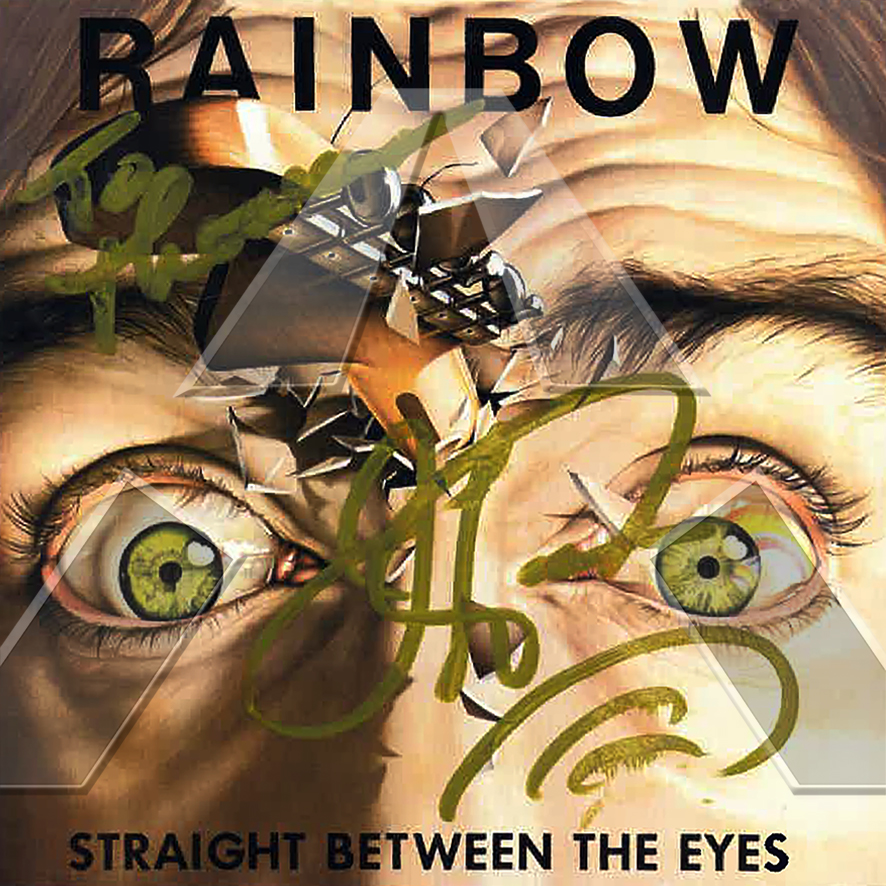 Rainbow ★ Straight Between the Eyes (cd album - EU 5473662)
