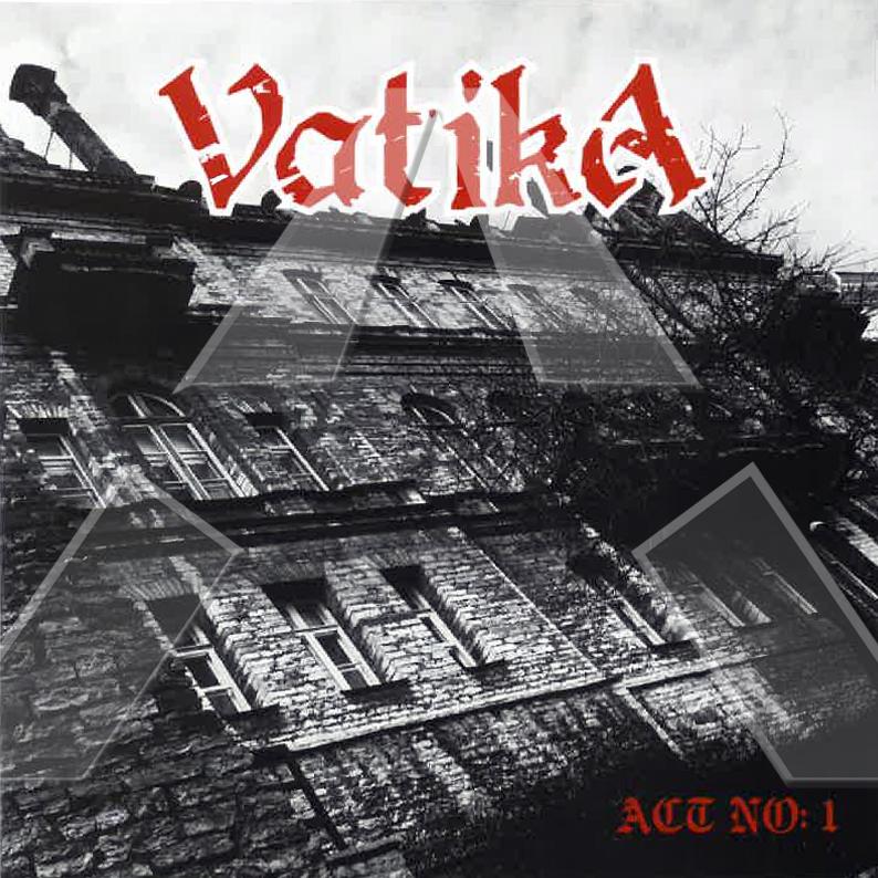 Vatika ★ Act No: 1 (cd album EU )