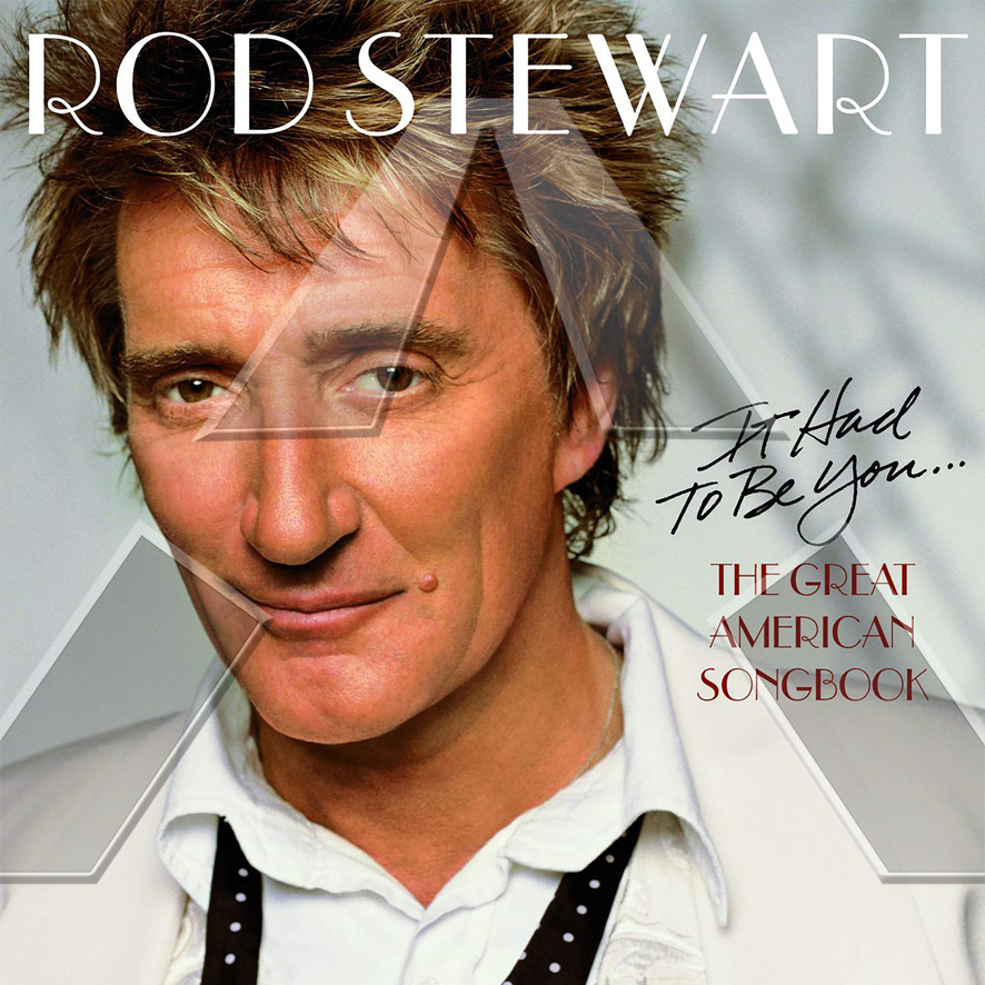 Rod Stewart ★ The Great American Songbook I (cd album - EU 74321968672)