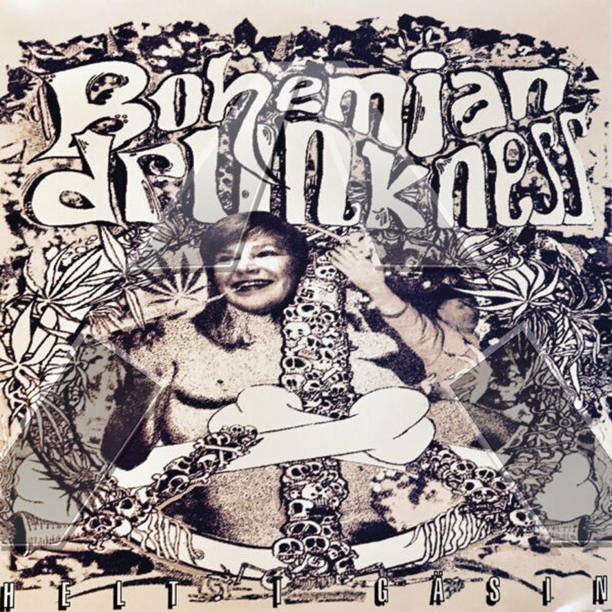 Bohemian Drunkness ★ Helt i Gääsin (cd single EU SHR005)