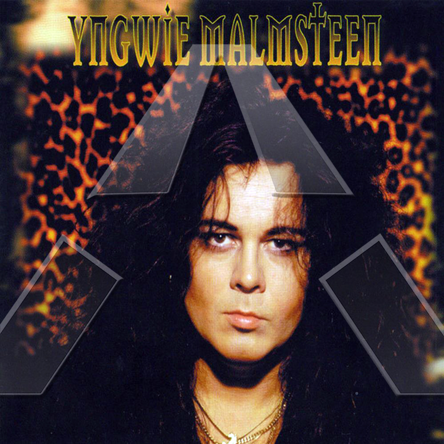Yngwie Malmsteen ★ Facing the Animal (cd album - EU 5367372)
