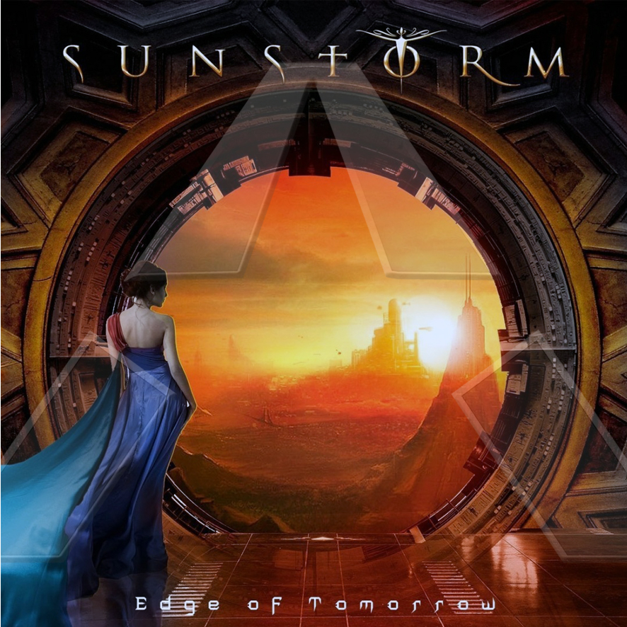 Sunstorm ★ Edge of Tomorrow (cd album EU  FRCD732)