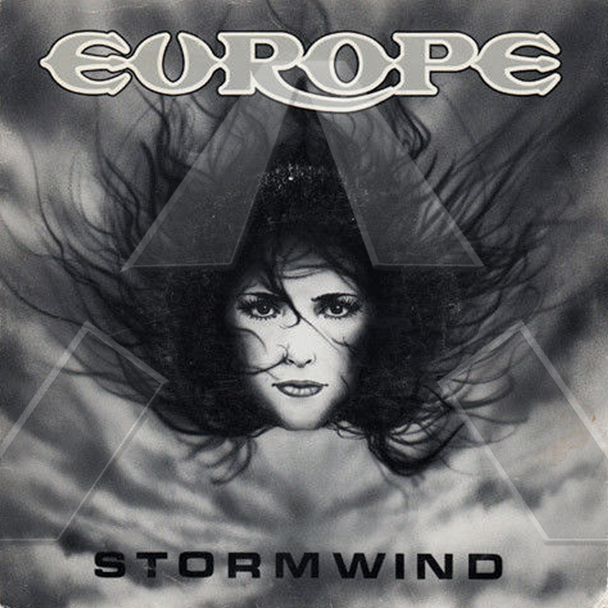 Europe ★ Stormwind (vinyl single EU)
