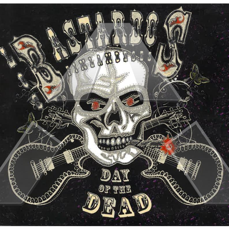 Los Bastardos Finlandeses ★ Day of the Dead (cd album)