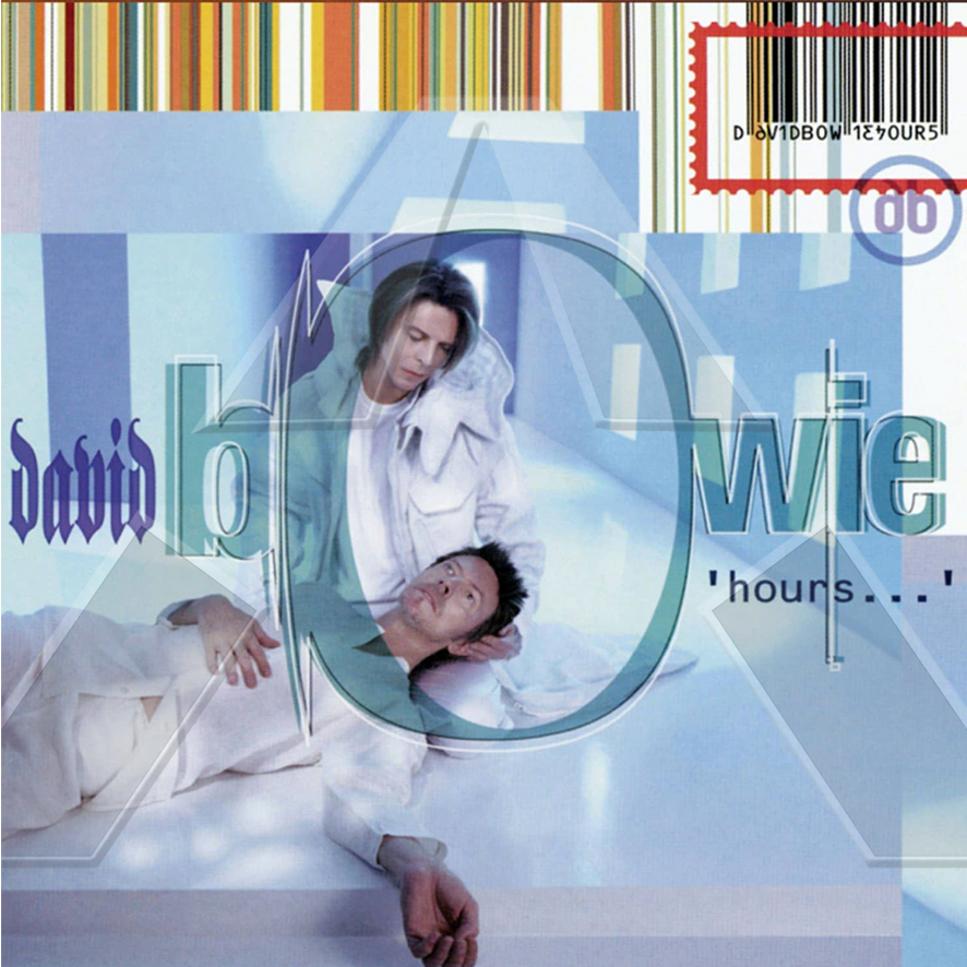 David Bowie ★ hours... Limited Edition (cd album UK 724384815820)