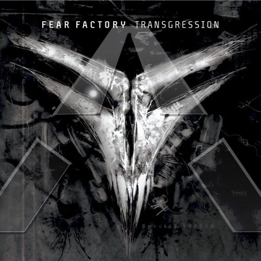 Fear Factory ★ Transgression (cd album & dvd - EU RR81318)