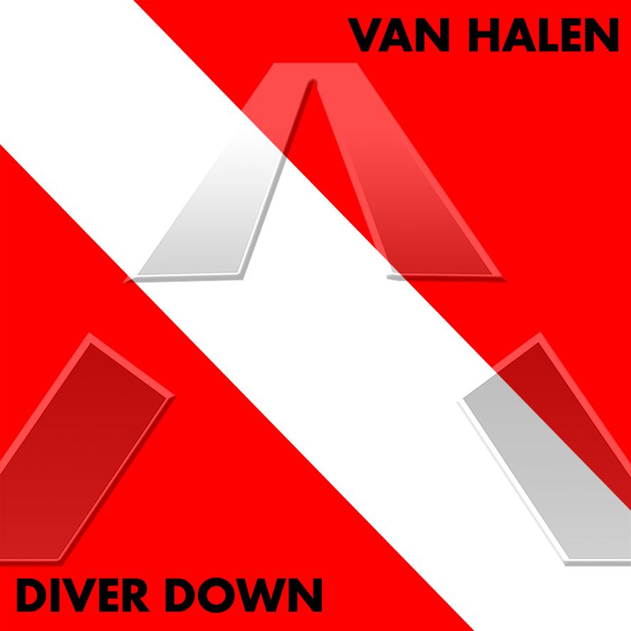 Van Halen ★ Diver Down (cd album - GER 7599236772)