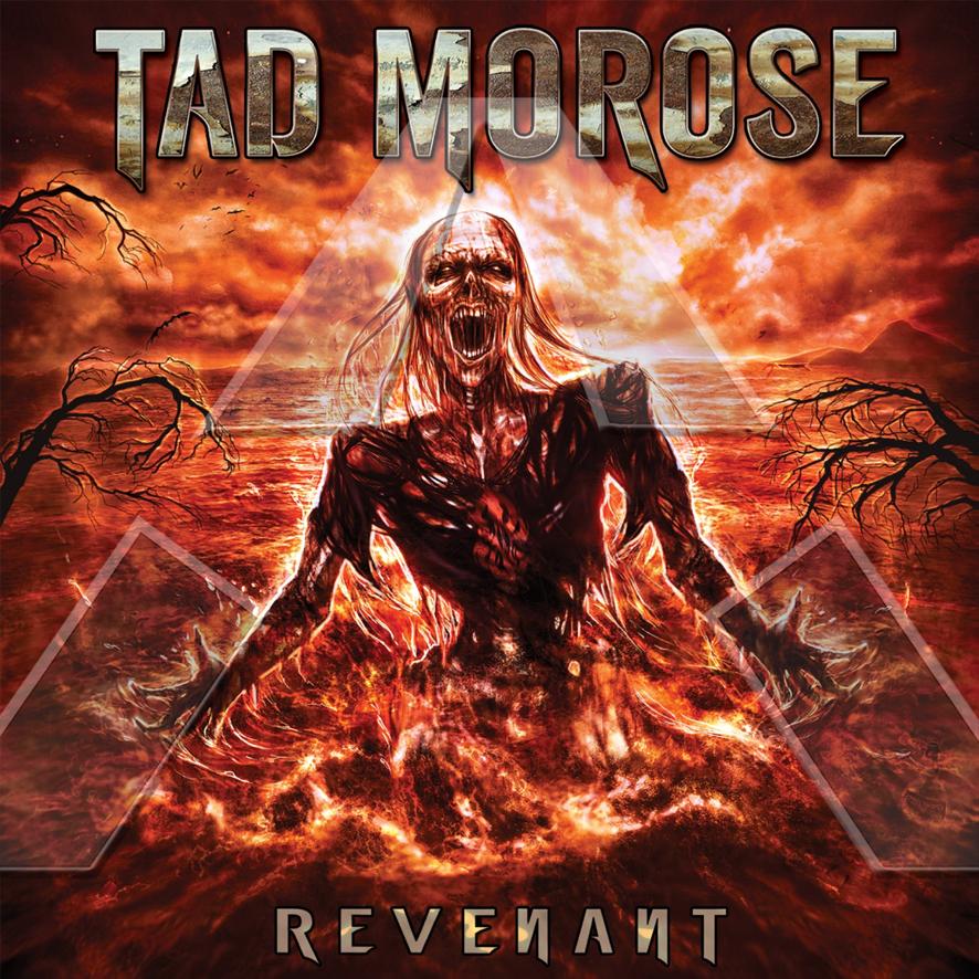 Tad Morose ★ Revenant (cd album - SE DZCD036)