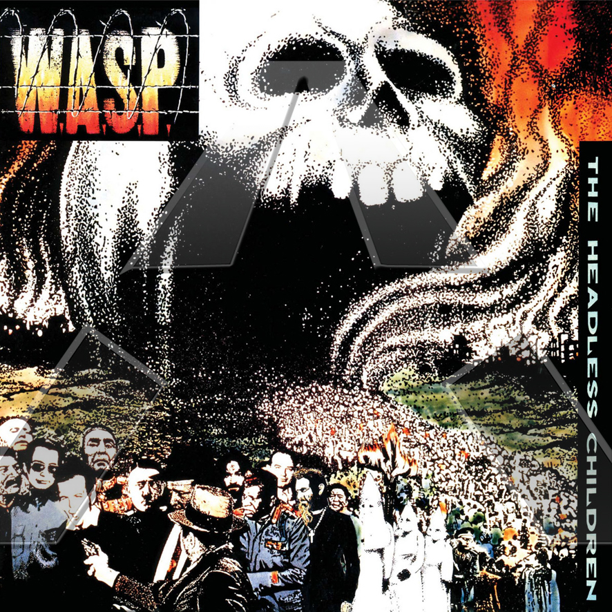 W.A.S.P. ★ The Headless Children (cd album - GER CDP7489422)