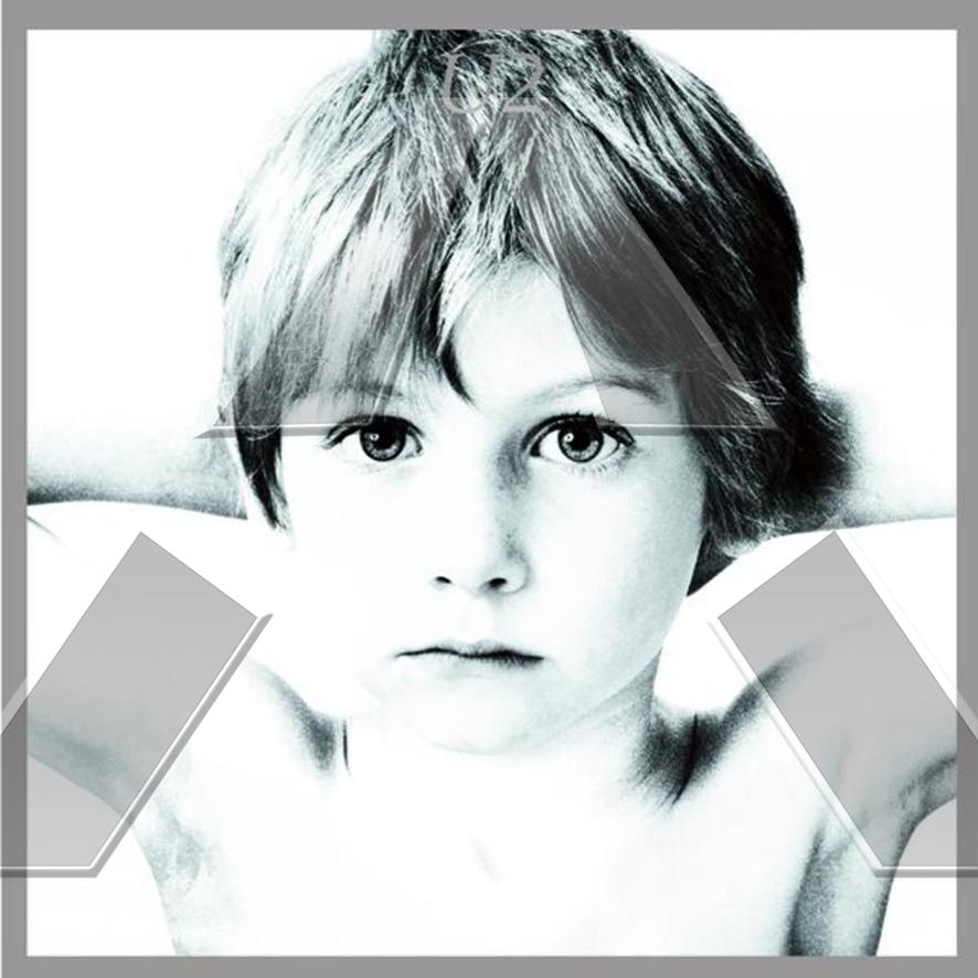 U2 ★ Boy (cd album - GER 610561)