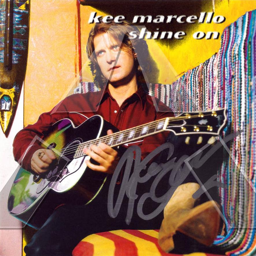 Kee Marcello ★ Shine On (cd album - 2 versions)
