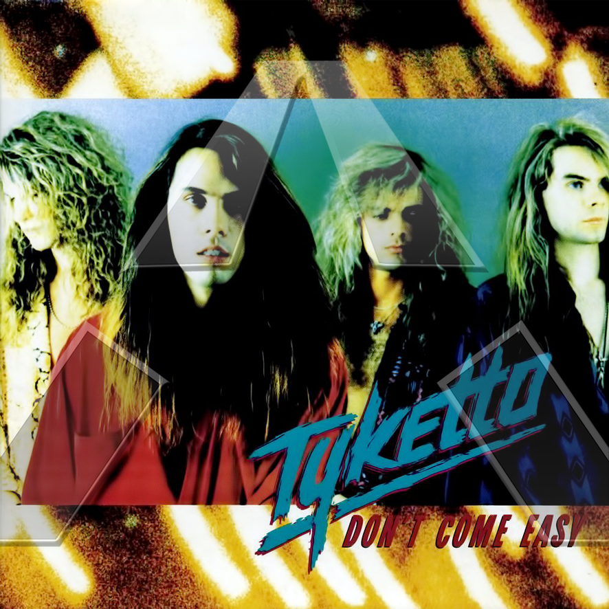 Tyketto ★ Don't Come Easy (cd album - GER 24317)