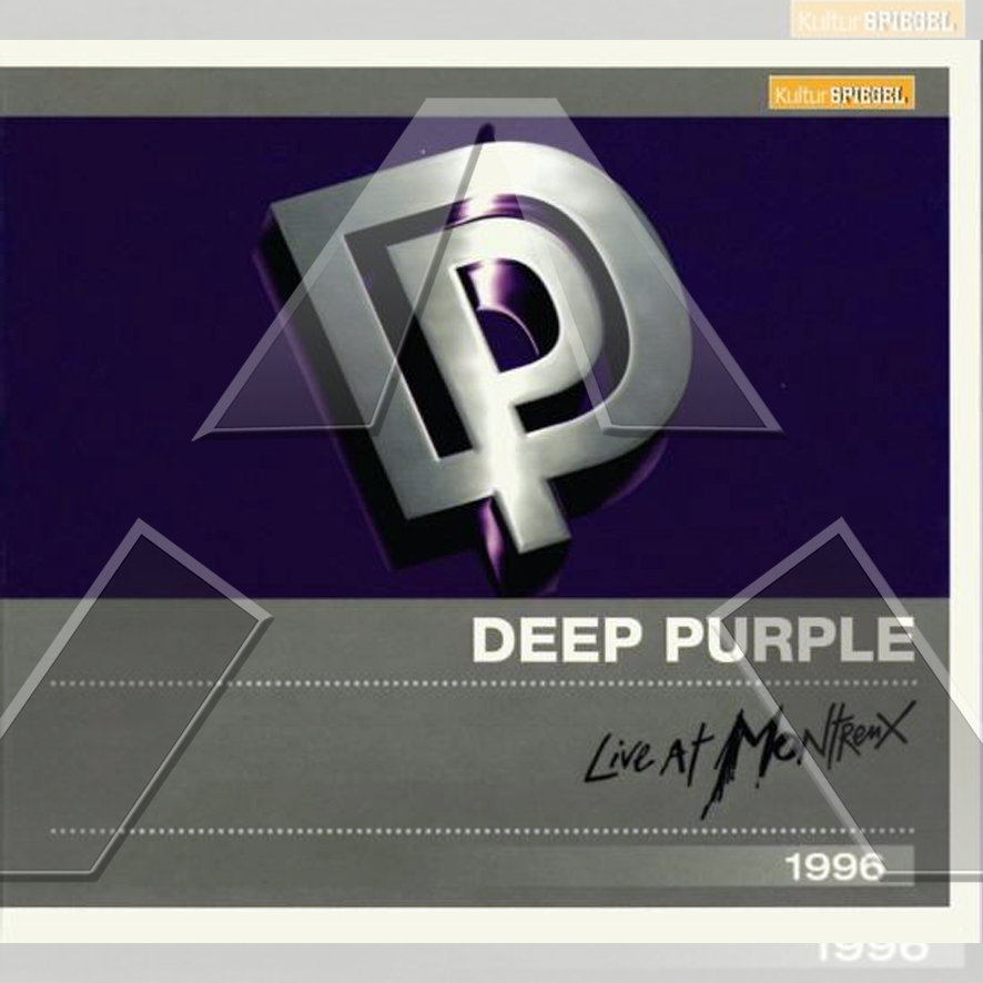 Deep Purple ★ Live In Montreux (cd album - EU EAGCD455)