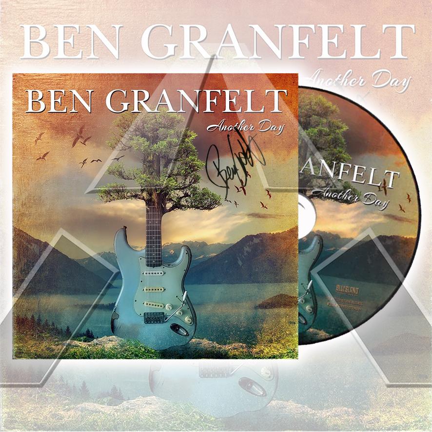 Ben Granfelt ★ Another Day (cd album - 2 versions)