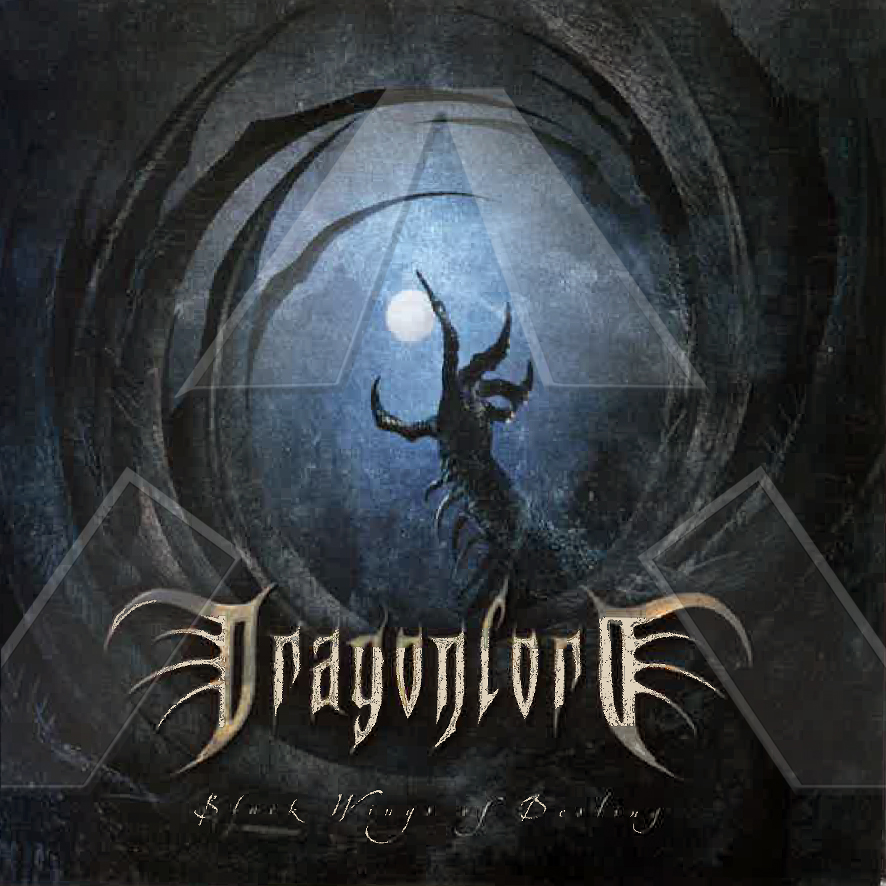 Dragonlord ★ Black Wings of Destiny (cd promo single EU)