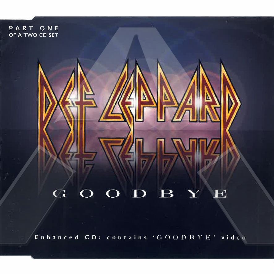Def Leppard ★ Goodbye (cd single UK 5622892)
