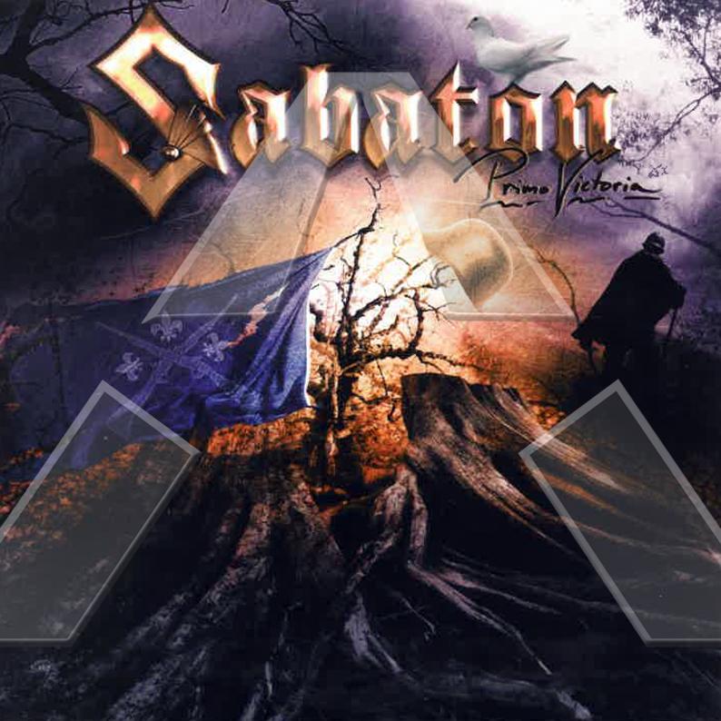 Sabaton ★ Primo Victoria (cd promo album EU BLOD019CDPROMO)