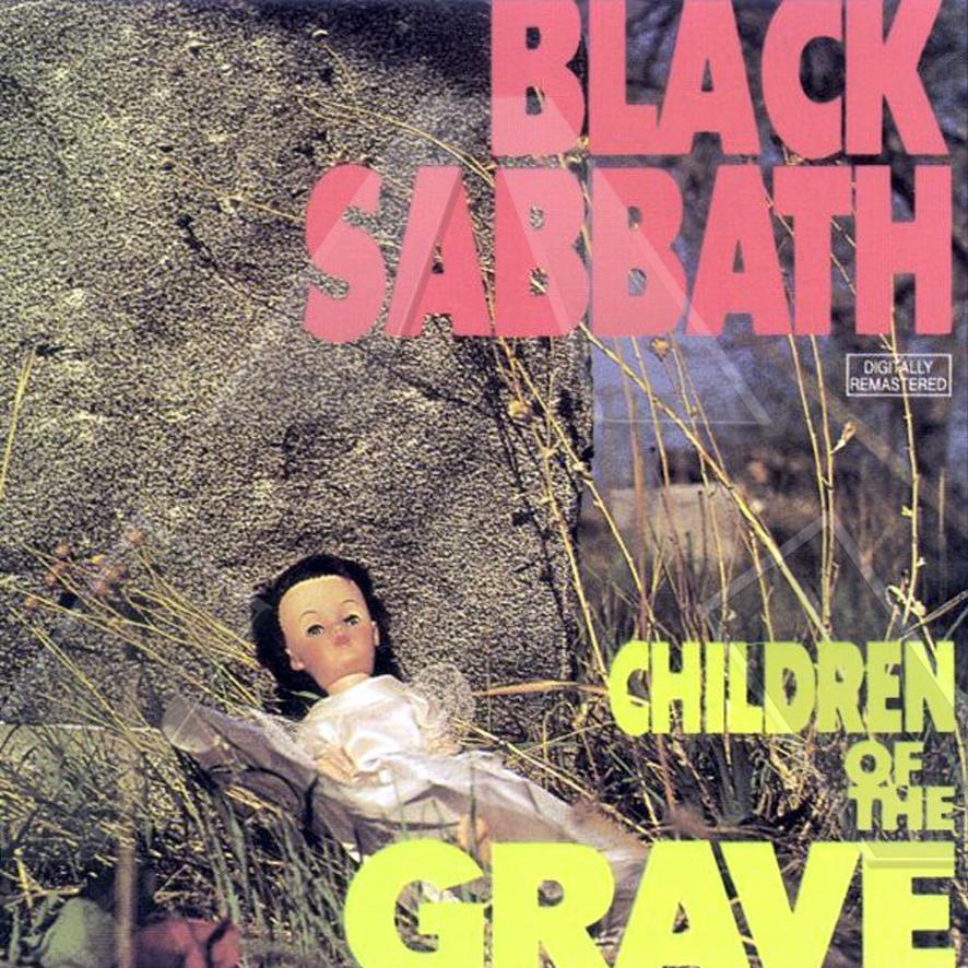 Black Sabbath ★ Children of the Grave (cd album US 6011)