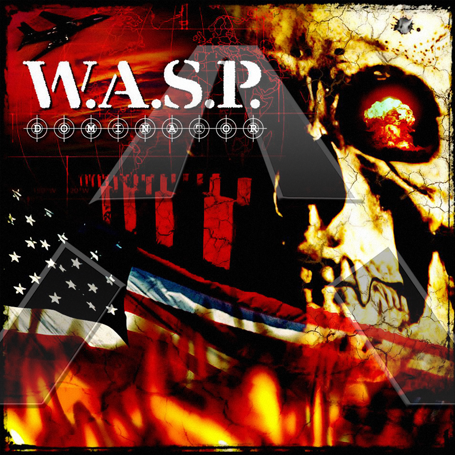 W.A.S.P. ★ Dominator (cd album - UK DEMCDD160)