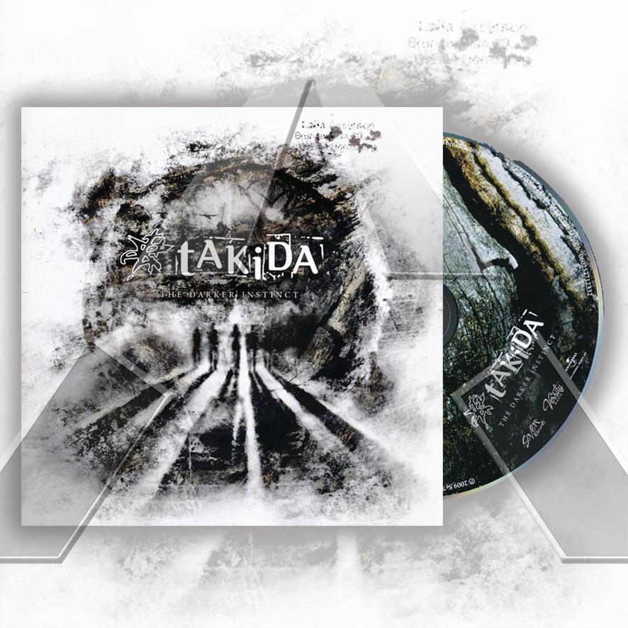 Takida ★ The Darker Instinct (cd album - SE 060252712332)