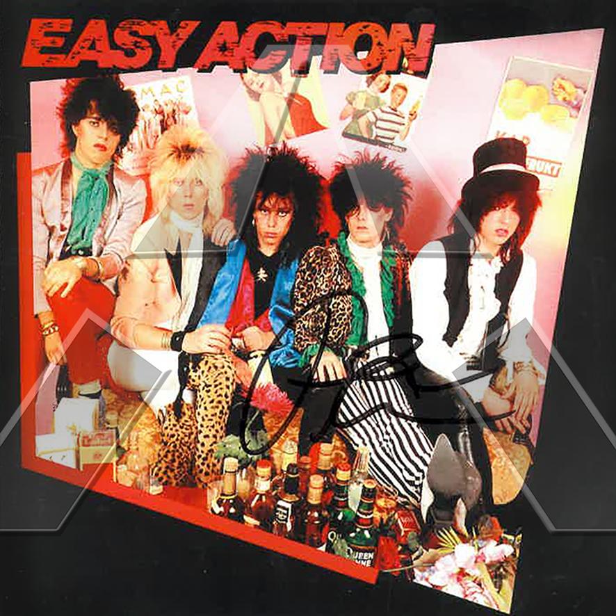Easy Action ★ Easy Action (cd album - 2 versions)